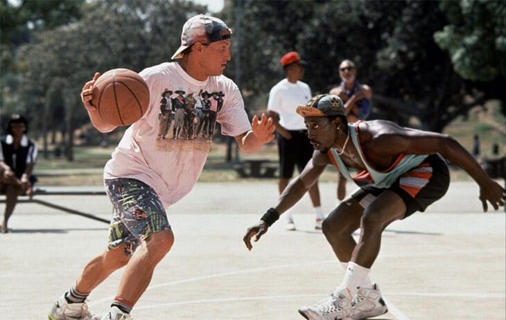 «Белые не умеют прыгать» – самый уютный фильм о баскетболе