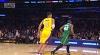 Kyle Kuzma with 5 3 pointers  vs. Boston Celtics