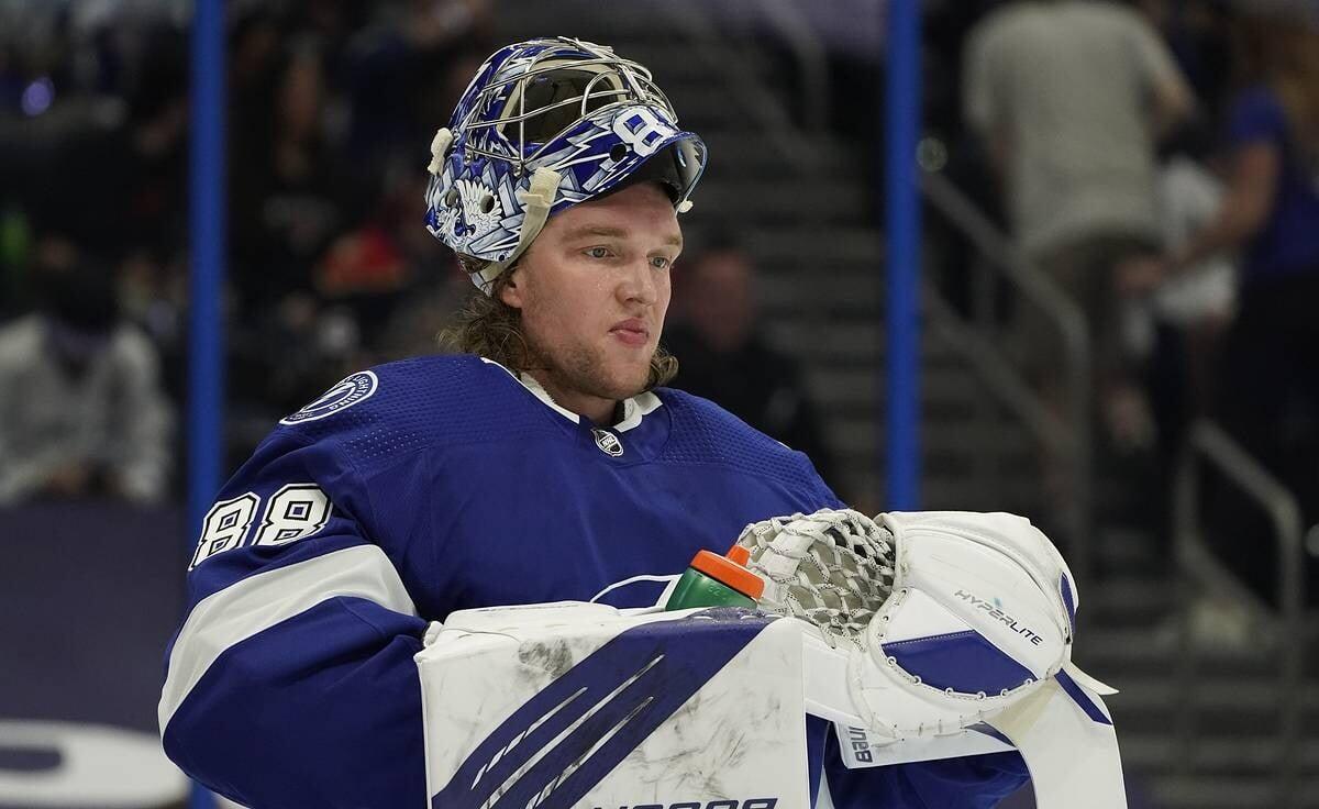 Василевского лучшим вратарем НХЛ назвали 54% хоккеистов, второе место у Флери с 8%