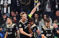 высшая лига Голландия, Аякс, Ліга чемпіонів УЄФА, бизнес