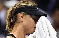 Шарапова вылетела с US Open. Ее переиграли и задавили одноручным бэкхендом