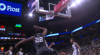 Rudy Gay with the huge dunk!