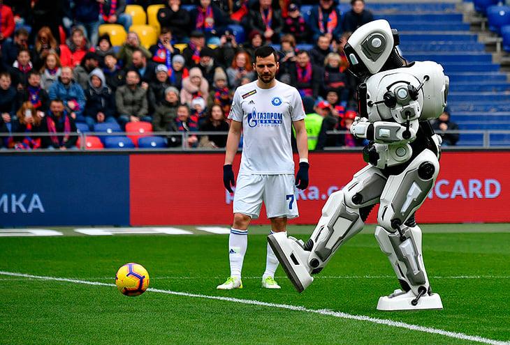 Ганчаренко— обудалении Фернандеса: Марио всегда играет вфутбол