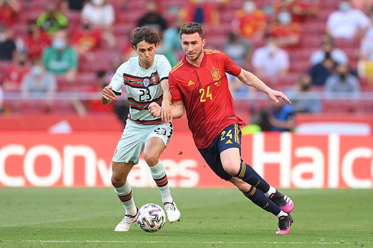 Долгий путь Лапорта к сборной Испании: 6 лет ждал шанса от Дешама, язвил в медиа и финально определился только перед Евро