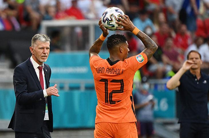 Аплодируем Чехии 👏 Она сломала Нидерланды, хотя Де Бур уже планировал чемпионский парад по каналам Амстердама