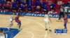 What a shot by Joel Embiid