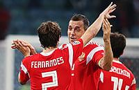 Кто лучший в матче с Бельгией? Давайте выбирать
