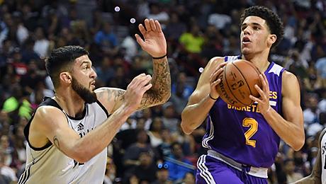 10 лучших моментов в Летней лиге НБА
