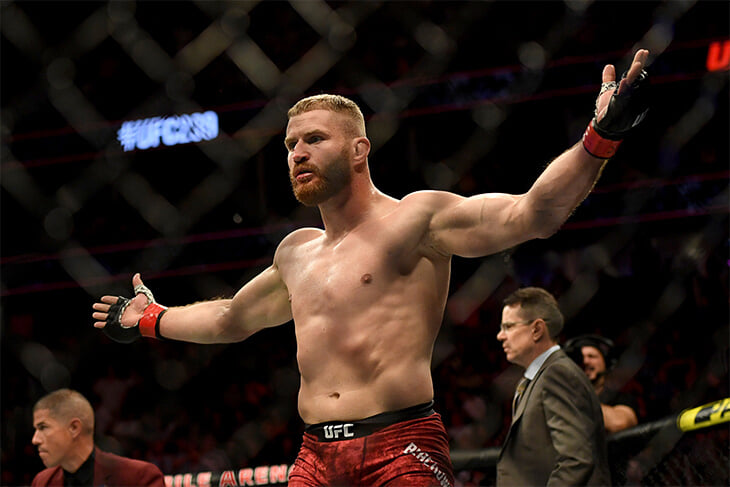 Впервые за 9 лет в UFC чемпионом будет не Джонс или Кормье. За титул подерутся жесткие ребята – Рейес и Блахович