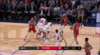 JJ Redick 3-pointers in New Orleans Pelicans vs. Chicago Bulls