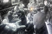 Сеад Колашинац, фото, Арсенал, Месут Озил, Пьер-Эмерик Обамеянг, Генрих Мхитарян, Маттео Гендузи, Александр Ляказетт, Шкодран Мустафи, светская хроника, премьер-лига Англия