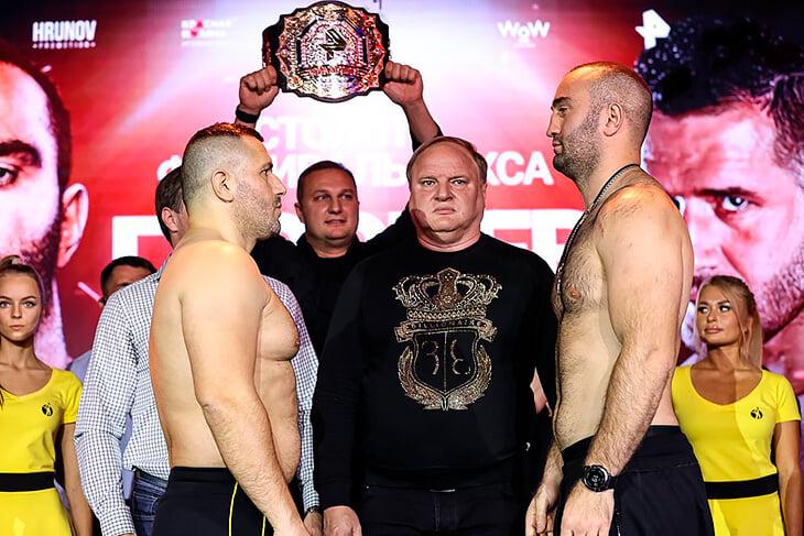 Мурат Гассиев нокаутировал Нури Сефери в первом раунде. Онлайн