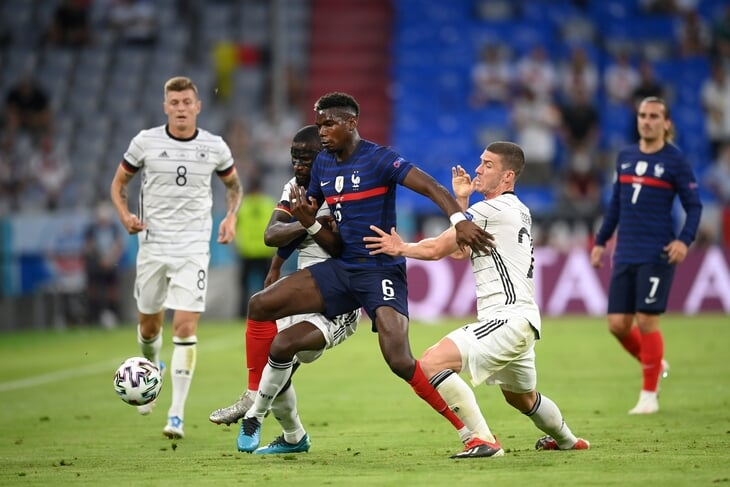 Так почему Погба играет за Францию лучше, чем за «МЮ»? Дело в тактике, атмосфере (прости, Жозе) и партнерах (в «Юнайтед» нет Канте)