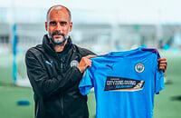 Благотворительность, премьер-лига Англия, Манчестер Сити, коронавирус, игровая форма, возвращение футбола