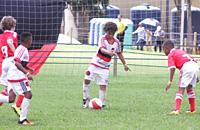 Фламенго, детский футбол, Неймар