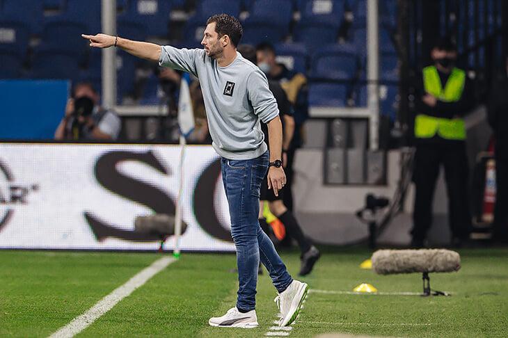 Интервью Сандро Шварца: как «Динамо» поднялось на темп середняка Бундеслиги и строит систему