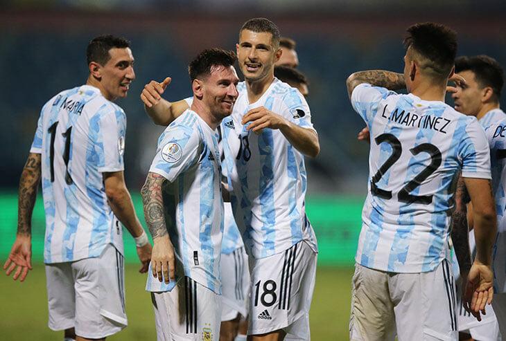 Месси проводит шикарный Кубок Америки и тащит Аргентину в финал с Бразилией
