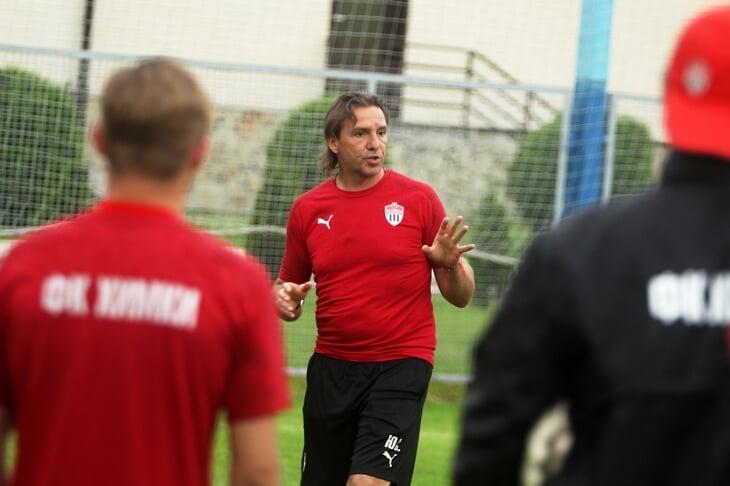 Талалаев до «Крыльев» зажег в «Химках»: игроки называли тренера Клоппом, а себя – «Ливерпулем» из ФНЛ