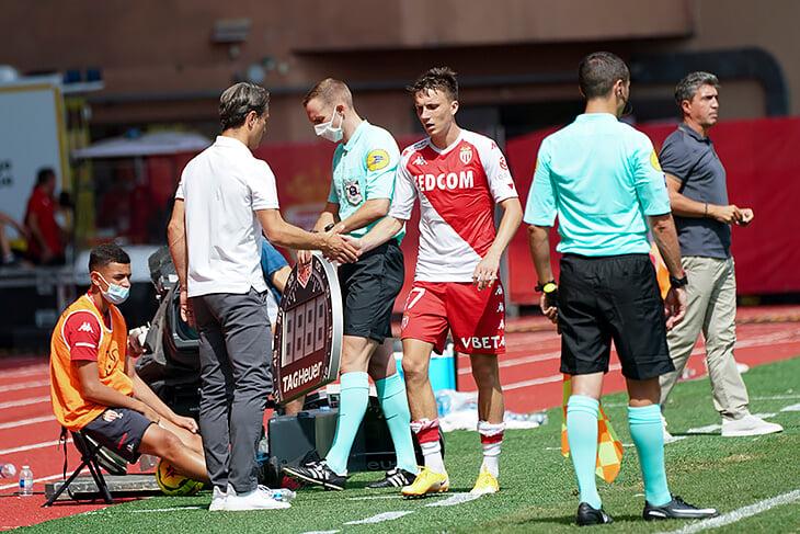 Головин стал главным созидателем «Монако», но страдает из-за постоянных смен тренеров (Ковач – уже 5-й) и пролетает мимо еврокубков