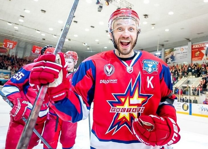 Узнали, каким хоккеистом был отец Загитовой: играл до 39 и не признавал дедовщину