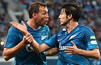 Азмун забил «Лиону»! «Зенит» ведет в первом матче Лиги чемпионов