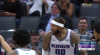 Willie Cauley-Stein rises up and throws it down