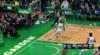 Joel Embiid rises to block the shot