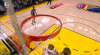 Jordan Bell rises up and throws it down