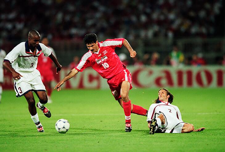 «Это честь, если Роналду побьет мой рекорд». История иранца Али Даеи, которого Криштиану вчера обогнал
