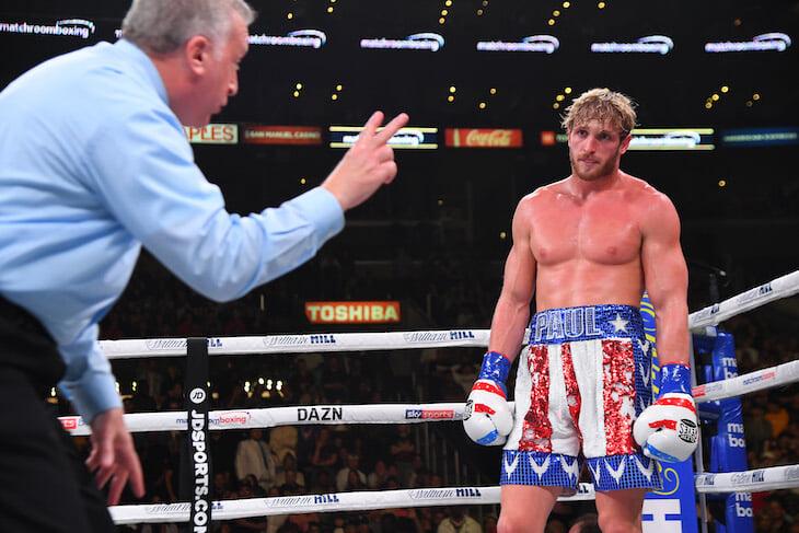 Друг Конора подерется с блогером-миллионником в Bellator. Логан Пол добрался до MMA