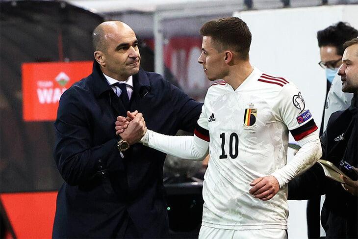 Торган Азар вышел из тени брата и стал звездой Бельгии. Хотя всегда говорил, что Эден сильнее