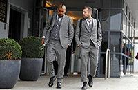 Костюмы для «Барселоны» сделал дизайнер, который запустил моду на голые щиколотки