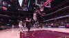 Tristan Thompson gets the And-1