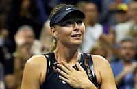 Мария Шарапова, US Open, Симона Халеп, WTA
