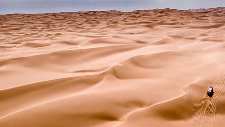 10 самых красивых мест ралли «Шелковый путь»