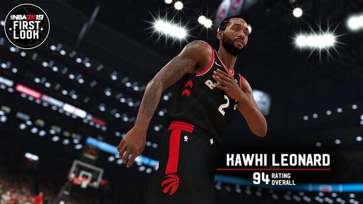натив, NBA 2K