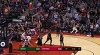 Giannis Antetokounmpo sets up Eric Bledsoe nicely for the bucket