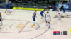 Jamal Murray 3-pointers in Denver Nuggets vs. Chicago Bulls