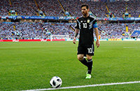 Сборная Аргентины по футболу, ЧМ-2018, Хорхе Сампаоли, Сборная Исландии по футболу