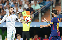 примера Испания, Атлетико, Барселона, Реал Мадрид