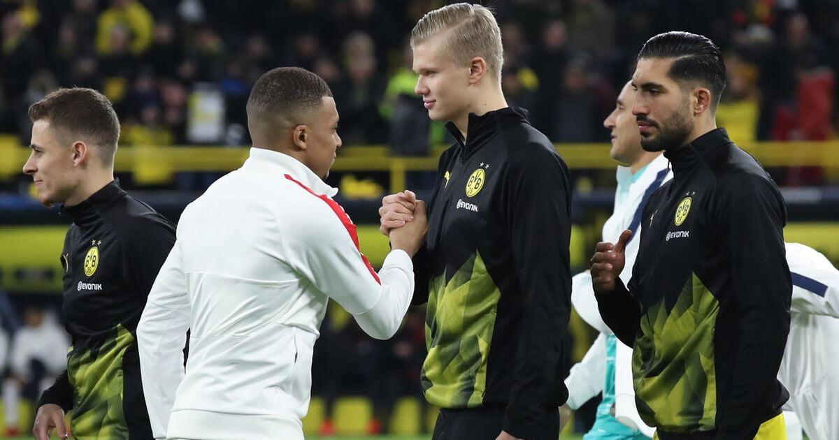 Саморано предпочел Мбаппе Холанду: Намного более разносторонний игрок. Он станет лучшим в мире через пару лет