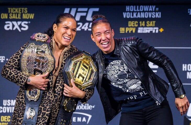 UFC закрывает год мощным турниром
