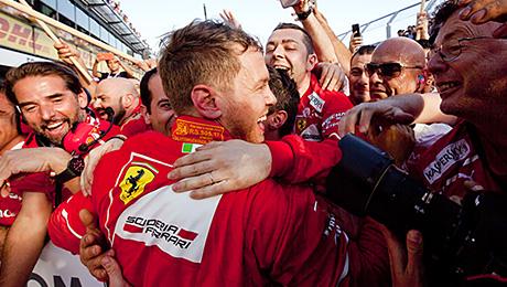 В «Формуле-1» новый лидер