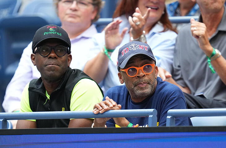 Шарапова наслаждалась, Ди Каприо скрывался, Питт и Купер болели вместе – сколько же суперзвезд видели победу Медведева на US Open!
