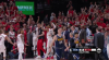 Seth Curry gets it to go at the buzzer