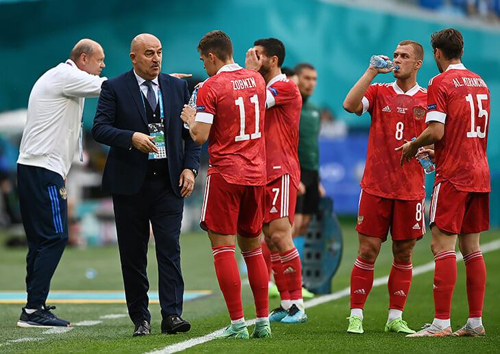 А я похвалю Черчесова: он умеет признавать ошибки, перестроил команду после Бельгии, разнообразил игру