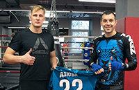 Артем Дзюба, UFC, Александр Волков, Зенит