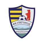 Ужгород - статистика Украина. Вторая лига 2019/2020