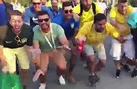 Сборная Аргентины по футболу, Лионель Месси, Сборная Бразилии по футболу, ЧМ-2018, болельщики