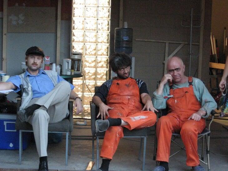 Рассказываем историю «Газмяса»: Галустян играл подонка и считал сцены перебором, Гатальский работает менеджером, Абелардо пропал